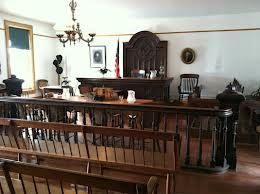 whaley courtroom